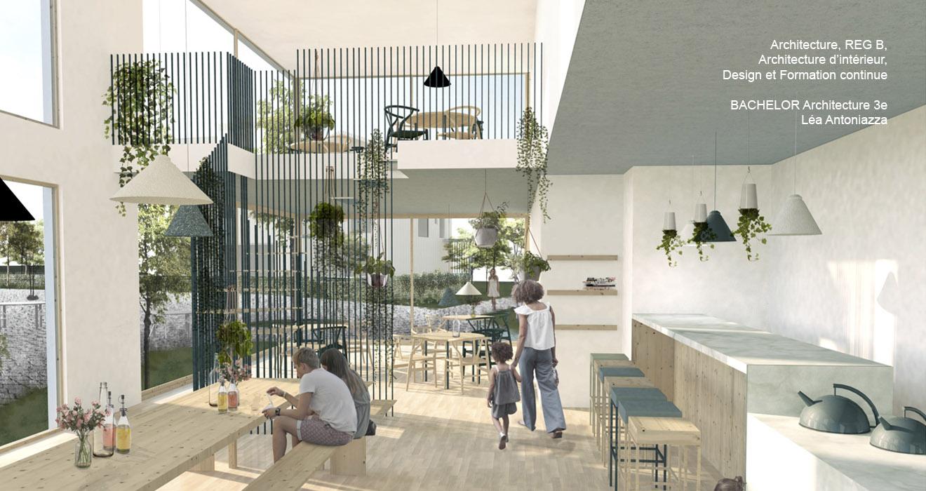 L Architecture D Intérieur swiss design center école d'architecture d'intérieur et design