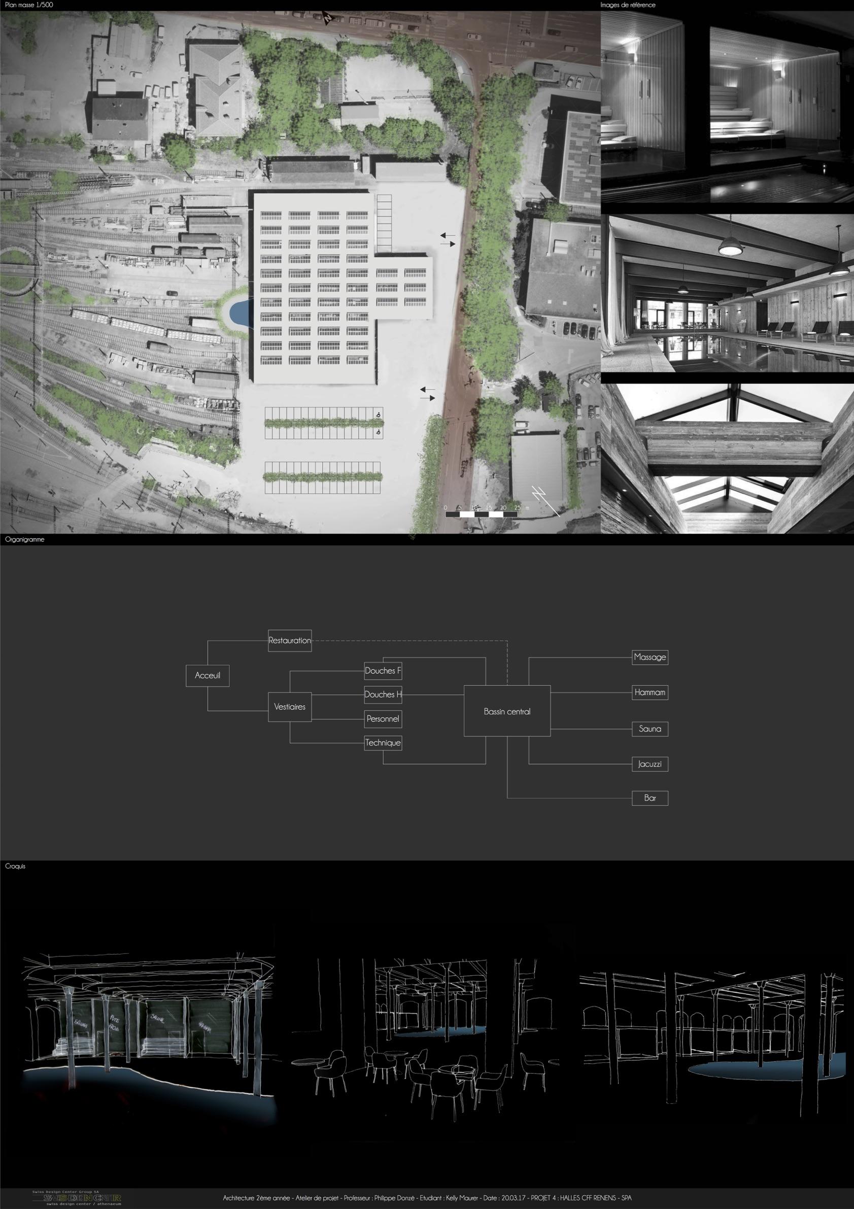 swiss design center cole d 39 architecture d 39 int rieur et design la halle cff de renens. Black Bedroom Furniture Sets. Home Design Ideas